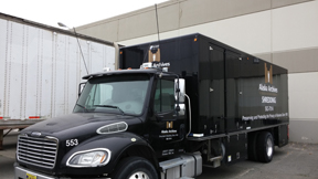 2008 Freightliner M2 Shredder