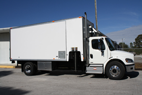 2011 Shred-Tech Freightliner 30GT