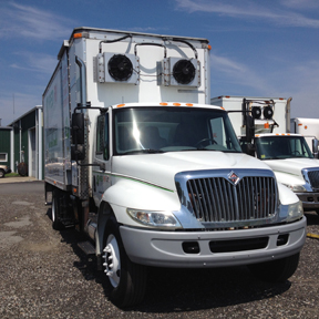 2010 Freightliner UltraShred G3